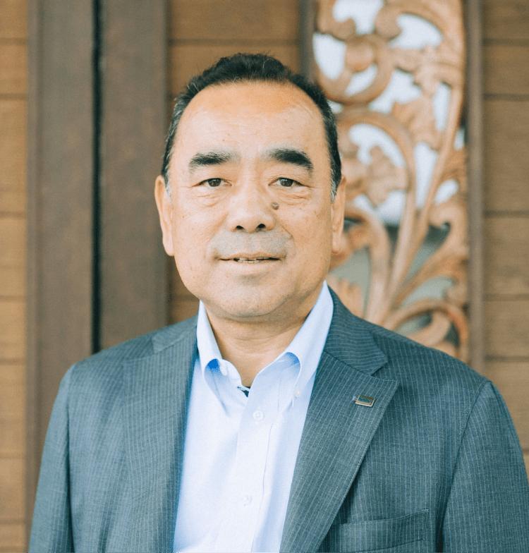 代表取締役川﨑浩